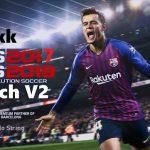 پچ KK v2 تبدیلی از PES 2019 برای PES 2017