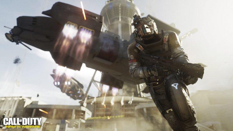 جان اسنو در بازی Call of Duty