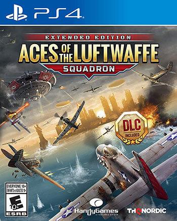 بازی Aces of the Luftwaffe Squadron Extended Edition