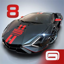 Asphalt 8 Racing Game
