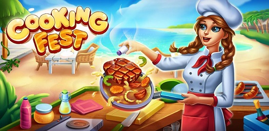 Cooking Fest : Chef Restaurant 1.46