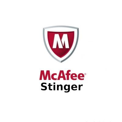 نرم افزار McAfee Stinger