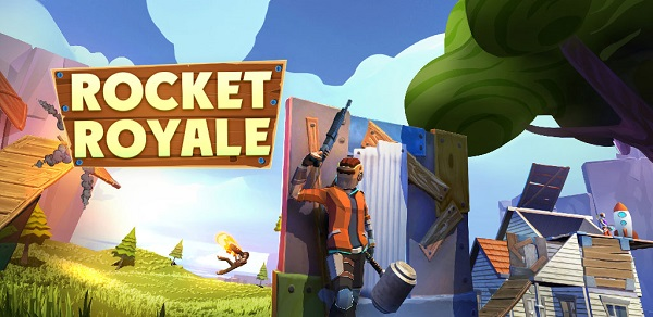 بازی Rocket Royale