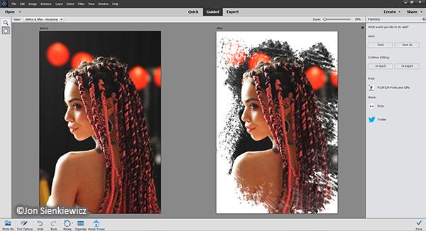 نرم افزار Adobe Photoshop Elements 2021