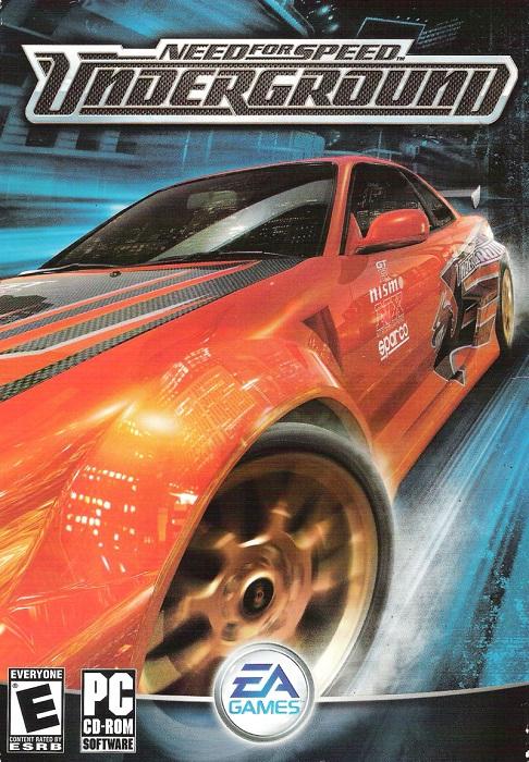 بازی Need For Speed Underground