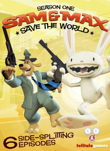 بازی SAM AND MAX SAVE THE WORLD REMASTERED