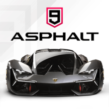بازی Asphalt 9