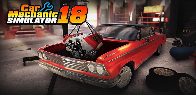 بازی Car Mechanic Simulator