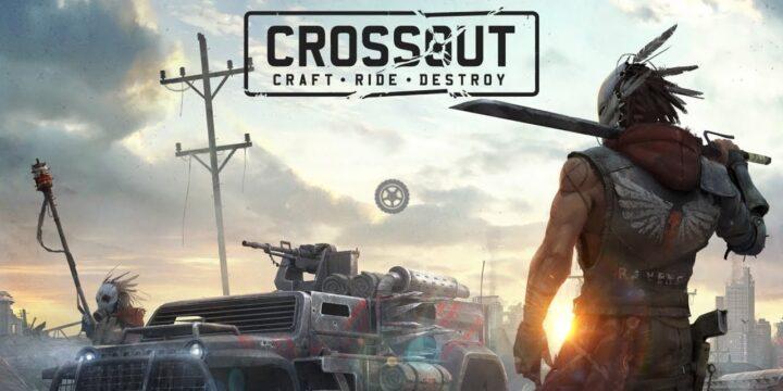 بازی Crossout Mobile
