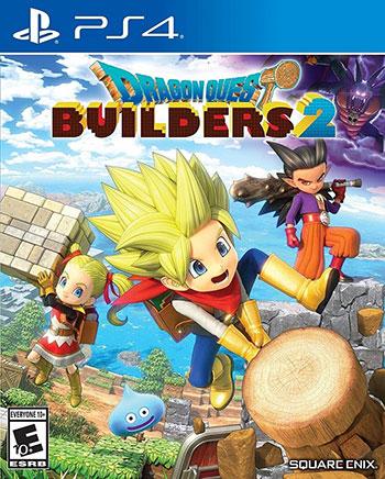 بازی Dragon Quest Builders 2