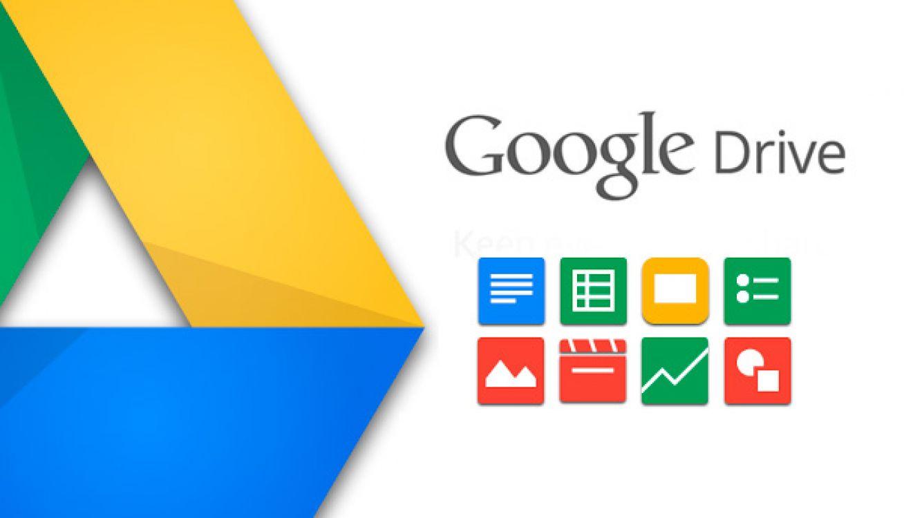 نرم افزار Google Drive