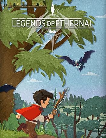 بازی Legends of Ethernal
