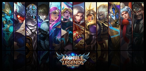 بازی Mobile Legends: Bang Bang