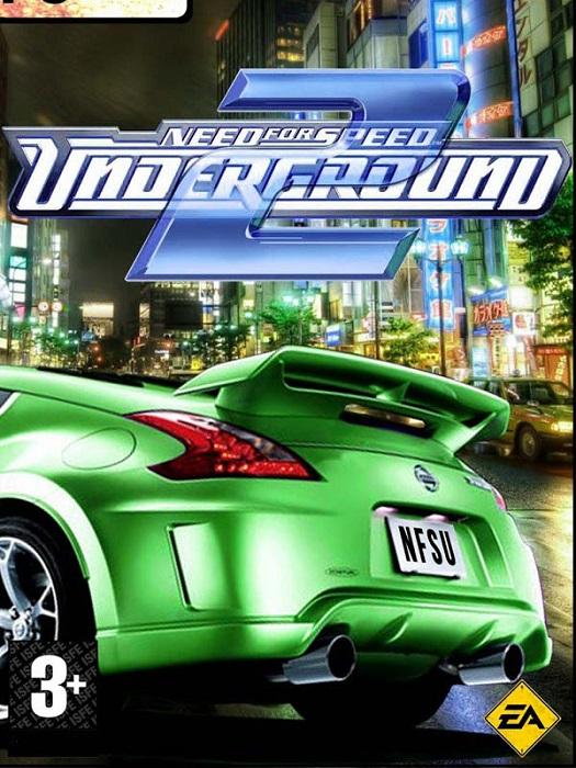 بازی Need for Speed Underground 2