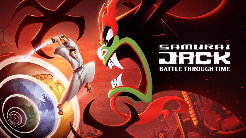 بازی SAMURAI JACK BATTLE THROUGH TIME