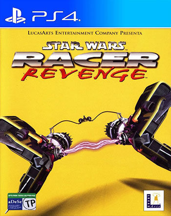 بازی Star Wars Racer Revenge