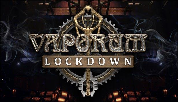 بازی VAPORUM LOCKDOWN