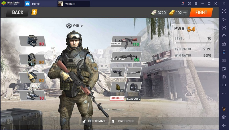 بازی Warface: Global Operations