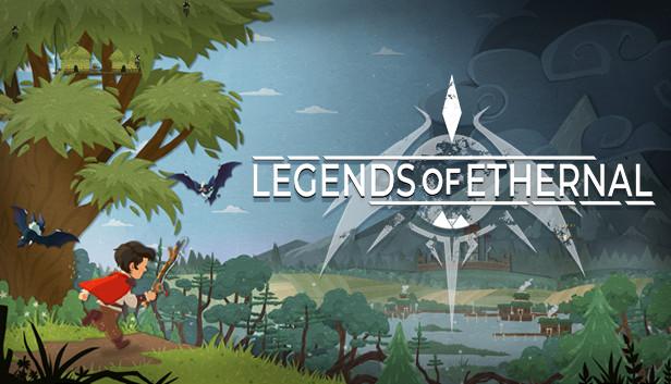 بازی Legends of Ethernal