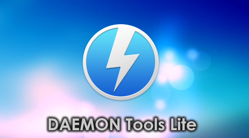 نرم افزار DAEMON Tools Lite