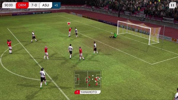 بازی 2019 Dream League Soccer
