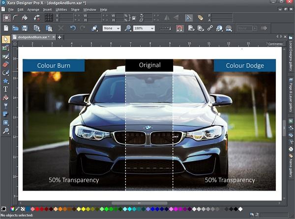 نرم افزار Xara Designer Pro Plus
