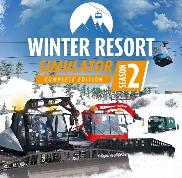 بازی Winter Resort Simulator Season 2