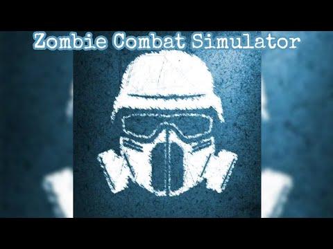 بازی Zombie Combat Simulator