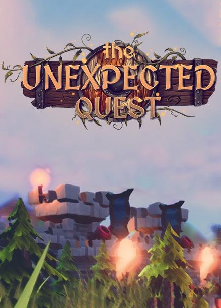 بازی The Unexpected Quest