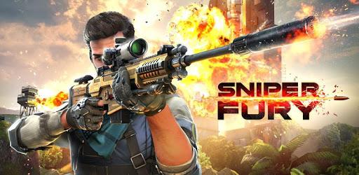 بازی Sniper Fury