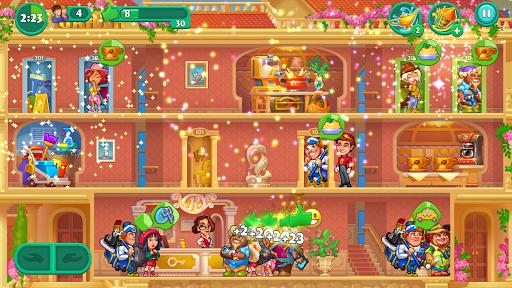 بازی Grand Hotel Mania