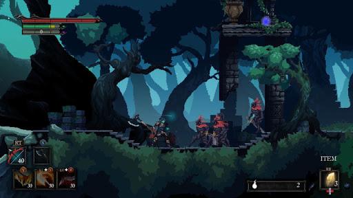 بازی Deaths Gambit