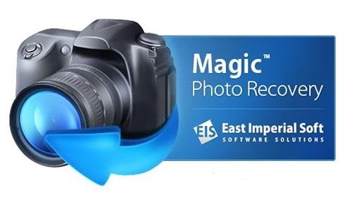نرم افزار Magic Photo Recovery