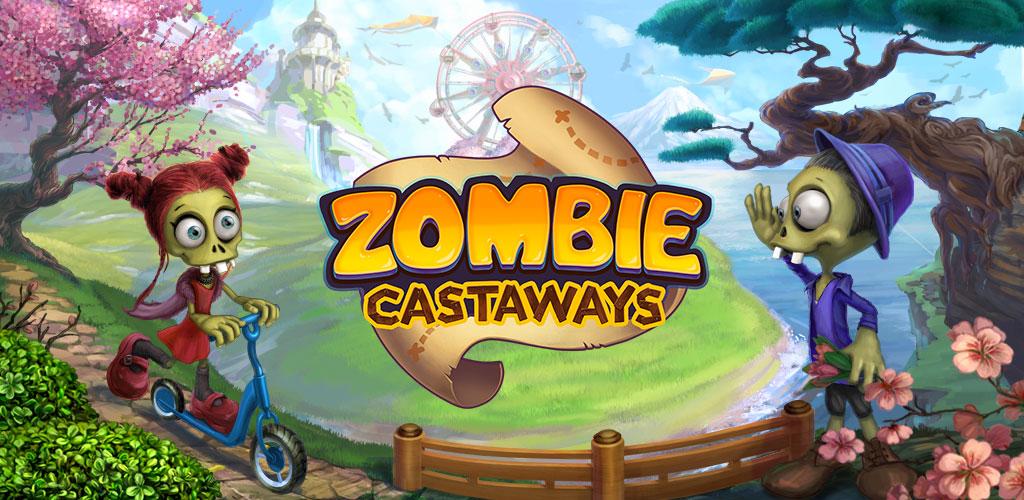 بازی Zombie Castaways
