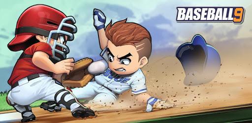 بازی Baseball 9