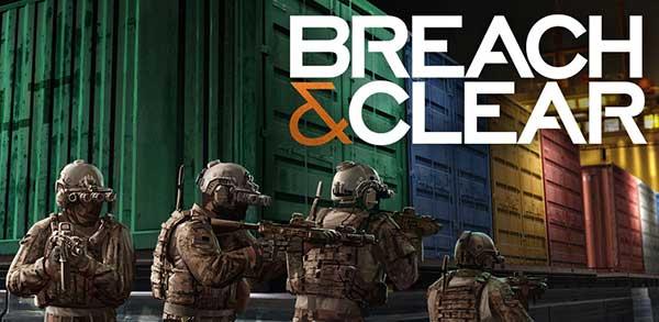 بازی Breach and Clear – GameClub