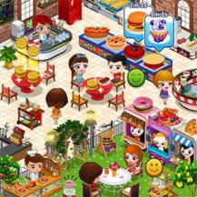 بازی Cafeland – World Kitchen