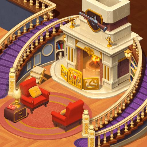 بازی Candy Manor – Home Design 8