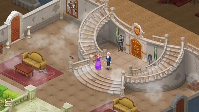 بازی Castle Story: Puzzle & Choice
