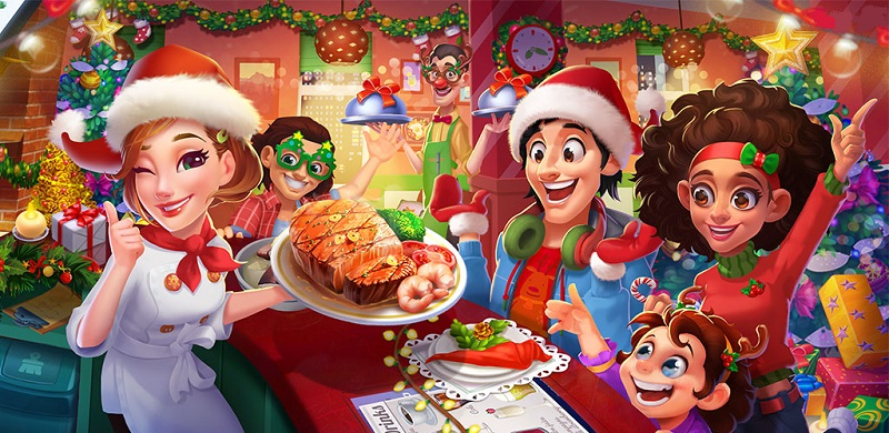 بازی Cooking Frenzy