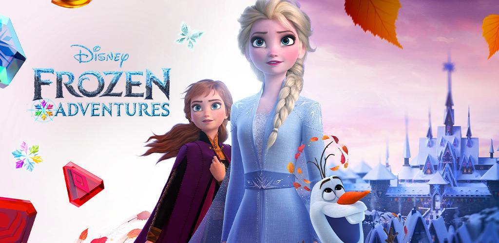 بازی Disney Frozen Adventures