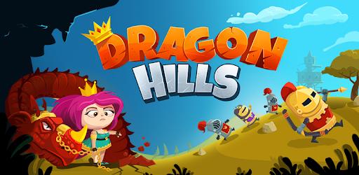 بازی Dragon Hills
