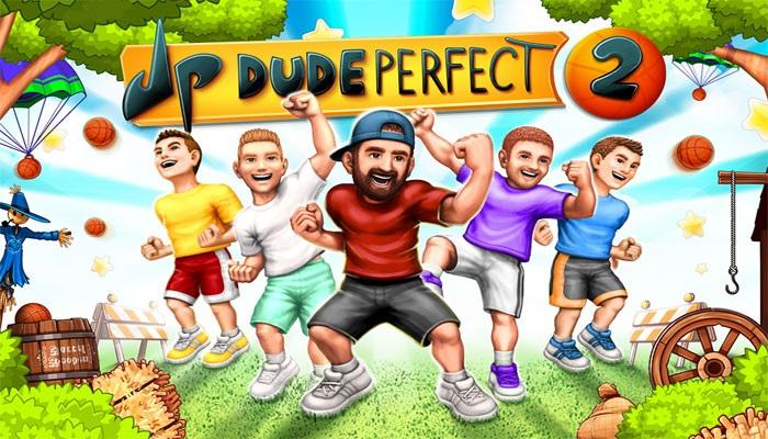 بازی Dude Perfect 2