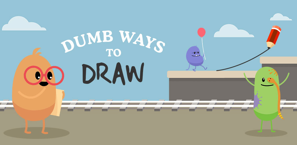 بازی Dumb Ways To Draw
