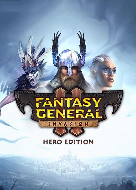 بازی Fantasy General II INVASION HERO EDITION