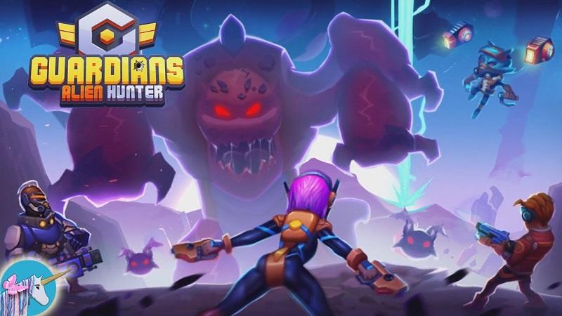بازی Guardians: Alien Hunter