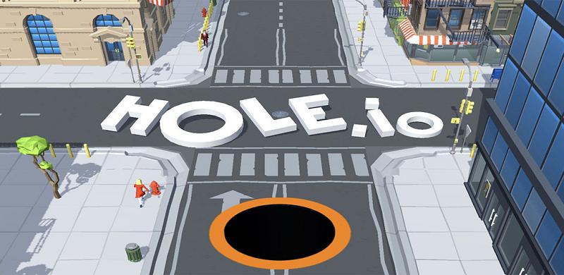 بازی Hole.io
