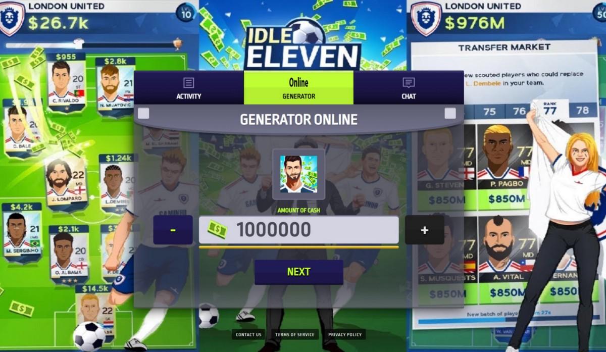 بازی Idle Eleven