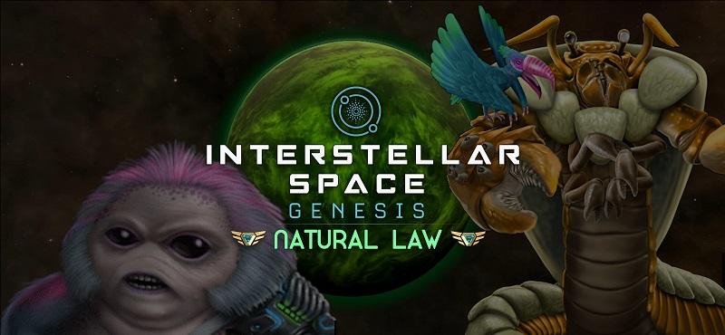 بازی Interstellar Space Genesis Natural Law