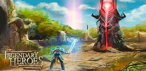 بازی Legendary Heroes